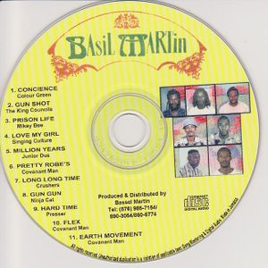PodCast Basil Martin Compilation #dubstation