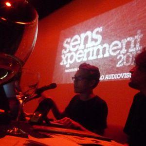 Forum Ciclo Audiovisual. Sensxperiment 2011