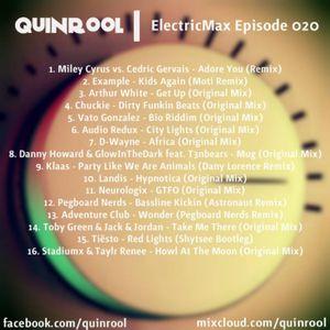 Quinrool - ElectricMax 020 - 26.02.2014