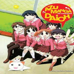 Ah! A Journey to the music of Azumanga Daioh!