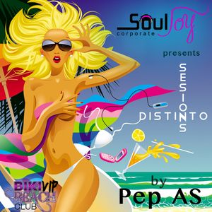 Souljoy corp. presents Distinto Sesions by Pep AS