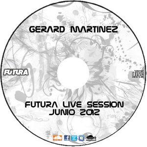FUTURA LIVE SESSION JUNIO 2012