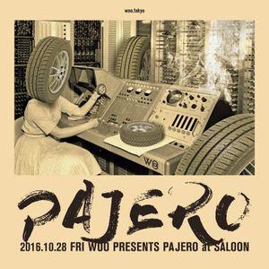 DJ SMS Pajero@saloon 20161028