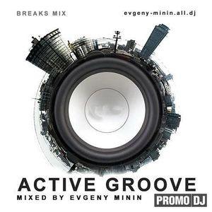 """Evgeny Minin - """"Active Groove-3"""""""