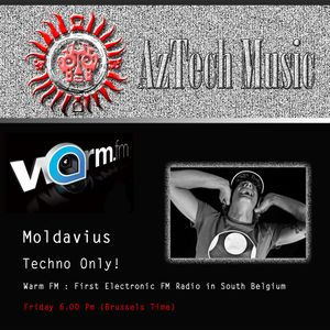 Moldavius Live @ Warm.fm 02.11.2012