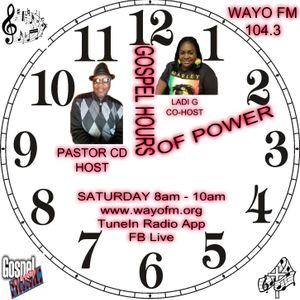 GOSPEL HOURS OF POWER 12-30-17 Pt 1