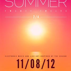 Detour & LXXIII Summer 2012 Promo Set by Murat Alibaba (Detour)