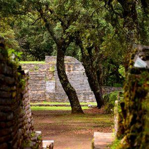 20 años de trabajo arqueologico en Toluquilla Queretaro
