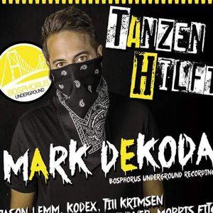 Locy @ Tanzen Hilft present Mark Dekoda 30.07.16 Studiofloor