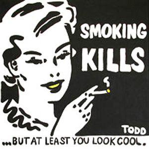 stop smoking mix