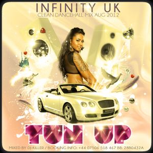 INFINITY UK TUN UP CLEAN DANCEHALL MIX 2012