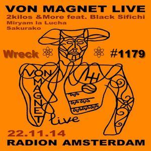 Wreck 2Kilos Von Black Magnet 1179