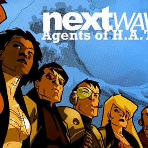 U75GMCP#74: Nextwave: Agents of H.A.T.E. with Stephen Lacey