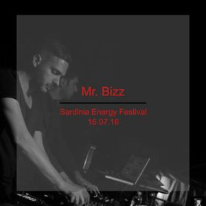 Mr. Bizz | Sardinia Energy Festival | 16.07.16