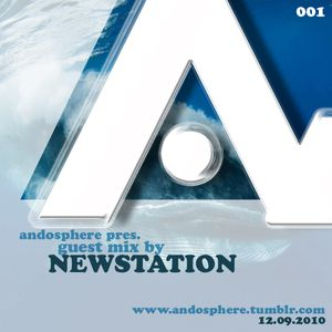 Andosphere pres. Guest mix 001 by NEWSTATION