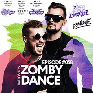 Zomby Dance Radio Show (Episode #058)
