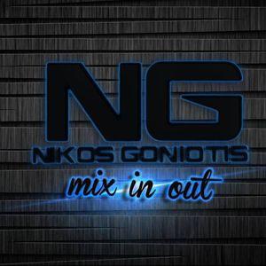 NIKOS GONIOTIS (MIX IN OUT) 187