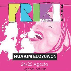 Huakim Eloyuwon @ Frikyparty 2012