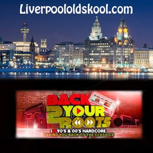 DJ Force & MC Livelee - Back 2 Your Roots Event 1 @75 Club Birkenhead