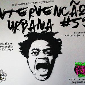 INTERVENÇÃO URBANA EPISODIO 59