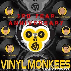 Vmr 3 - 20 - 16 3rd Yr. Anniv. Show feat. AJ Mora, DJ Orlando, Jose Shuton, and LX Diablo