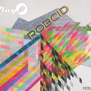 Reflex session by RobCid  Dub-Tech 122-123bpm   full session  Play collective DJs! Feb2016