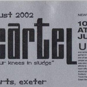 Dj Andy Mcloughlin (Kinky Movement), deep cartel @ the casbar, exeter, August 2002