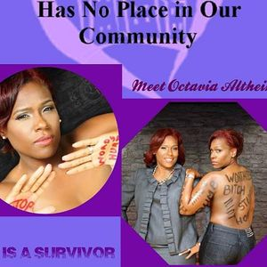 Domestic Violence affects everyone! BREAK THE SILENCE