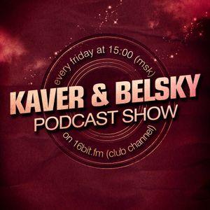 Kaver & Belsky Podcast Show 50 (Guest mixes by Ivan Weber, Flash, Basov, VADIM SOLOVIEV [MSK])