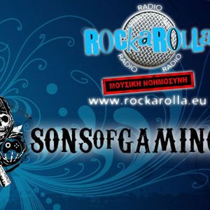 Sons Of Gaming - s02ep03 - Θανάσης Στάικος 25/10/2015