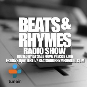 Beats & Rhymes Radio Show 03.11.16