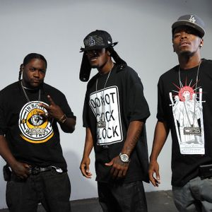 WIB Rap Radio - All 4 Members of Horseshoe Gang by