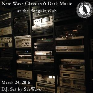 New Wave / Dark set at the Penguin Club, March 24, 2016