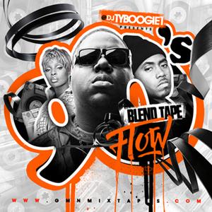 """DJ Ty Boogie - 90's Blend Tape Flow """" 2017 """""""