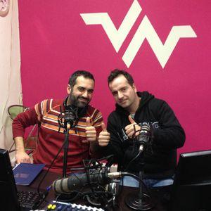 House & More at Moreradio.gr with Thodoris Lampropoulos 23.02.2013 w/ Greg Siokos