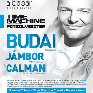 Budai - Live @ Albabár Székesfehérvár Time Machine Pótszilveszter 2012.01.13.