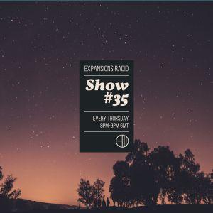 Expansions Radio - Show 35 ( new music from J Louis, DrewsThatDude, Allie, Zikomo, OCHA & more)