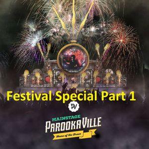 FESTIVAL SPECIAL: Parookaville 2015 Part 1