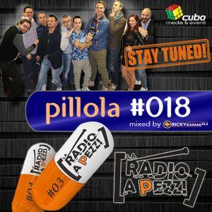 Pillola La Radio a Pezzi #018