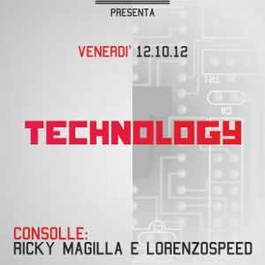 RiCKY MAGiLLA & LORENZOSPEED Live @ TECHNOLOGY 12_10_2012 part 2