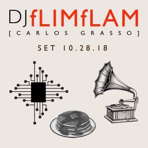 DJ FLIMFLAM Live at Suis Generis, New Orleans: set October 28, 2018