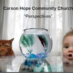 12/11/2016 - Perspectives: A Christmas Perspective - Pastor George Lopez