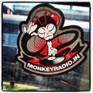 Monkey Radio India 4th Anniversary Mix 25.10.2015