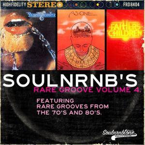 SoulNRnB's Rare Groove Volume 4