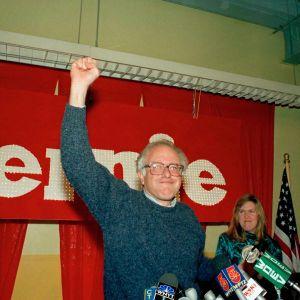 Is America ready for a Democratic Socialist President? Bernie Sanders