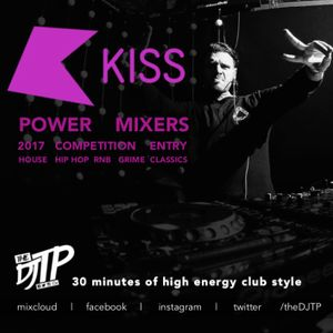 Kiss FM 'Power Mixers' entry 2017