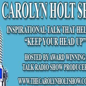 The Carolyn Holt Show - START UPS & EMOJIS 3-21-16
