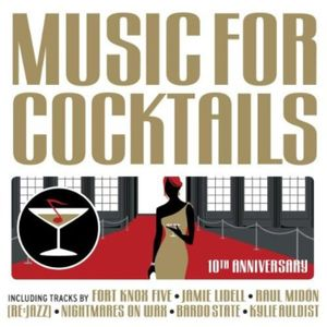 MUSIC FOR COCKTAILS 2015 VOL 1 - sweet minutes