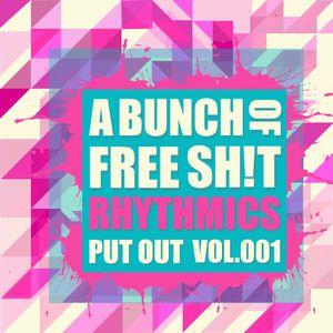 Rhythmics mix 30/04/14