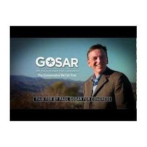 Hair on Fire News Talk Radio Guest: Congressman Gosar
